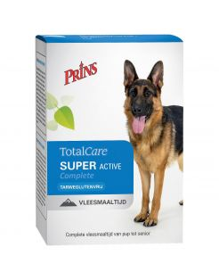 Prins Totalcare Super Active - Diepvriesvoer - 2.5 kg