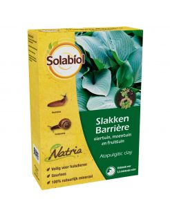 Solabiol Natria Slakken Barrière Atapulgitic Clay - Ongediertebestrijding - 1.5 kg