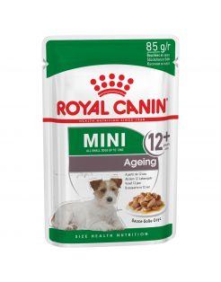Royal Canin Mini Ageing 12+ Natvoer - Hondenvoer - 12x85 g