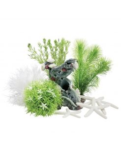 Biorb Easy Decor Kit - Aquarium - Ornament - 15 l Groen