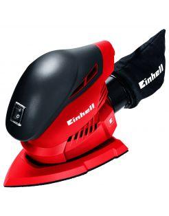 Einhell Multischuurmachine - Electrisch Gereedschap - 1 kg Rood Zwart Wit