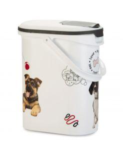 Curver Voercontainer Hond - Hondenvoerbewaarbak - 10 l