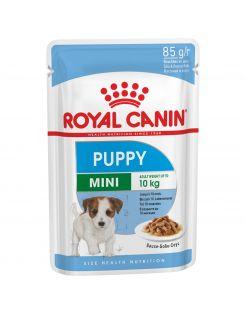 Royal Canin Mini Puppy Natvoer - Hondenvoer - 12x85 g