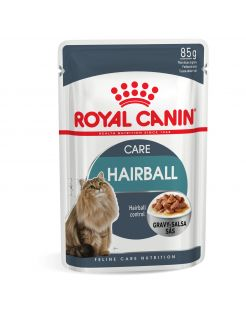 Royal Canin Hairball Care In Gravy - Kattenvoer - 12x85 g