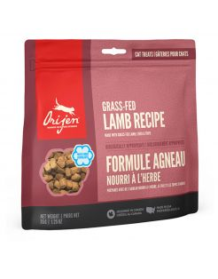 Orijen Cat Freeze-Dried Treats  Grass-Fed - Kattensnack - Lam 35 g