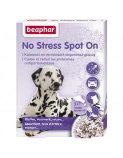 Beaphar No Stress Spot On Hond - Anti stressmiddel - 3 pip