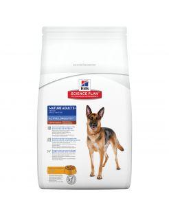 Hill's Canine Senior Large Breed - Hondenvoer - Kip 12 kg