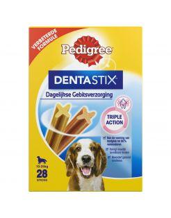Pedigree Dentastix - Hondensnacks - Dental 28 stuks Medium