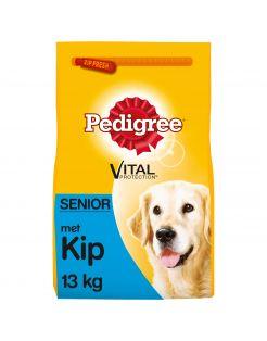 Pedigree Senior 8plus Complete - Hondenvoer - Kip 13 kg