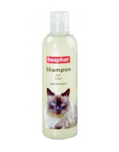 Beaphar Shampoo Macadamia Kat - Anti vlooienmiddel - 250 ml