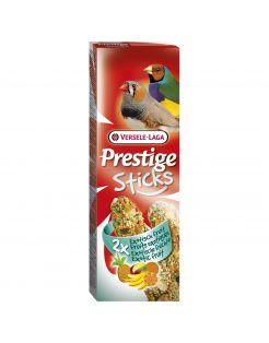 Versele-Laga Prestige Sticks Vinken Exotisch Fruit - Vogelsnack - 2x30 g