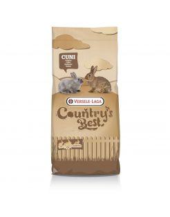 Versele-Laga Country`s Best Cuni Top Pure - Konijnenkorrel - Konijnenvoer - 20 kg