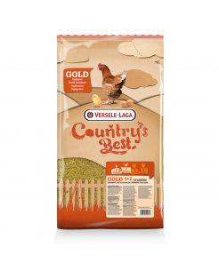 Versele-Laga Country`s Best Gold 1&2 Crumble - Kippenvoer - 5 kg
