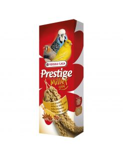 Versele-Laga Prestige Millet Trosgierst - Vogelsnack - 100 g Geel