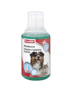 Beaphar Mondwater Hond/Kat - Gebitsverzorging - 250 ml