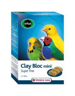 Versele-Laga Orlux Clay Bloc Mini Kleikoek - Vogelsupplement - 540 g