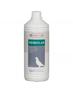 Versele-Laga Oropharma Herbolan Gezondheidkruiden - Duivensupplement - 1 l Vloeibaar
