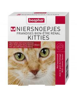 Beaphar Niersnoepjes - Kattensnack - Gevogelte 75 tab