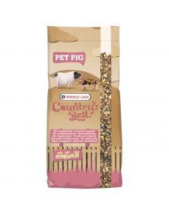 Versele-Laga Country`s Best Pet Pig Muesli Hobbyvarkens - Erfdiervoer - 17 kg