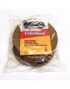 Colombine Nestmatjes - Duivenbroedartikelen - 10 stuks