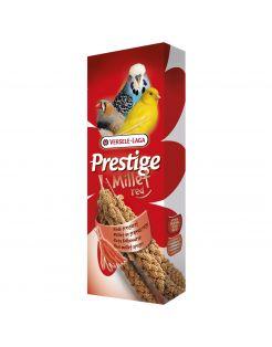 Versele-Laga Prestige Millet Trosgierst - Vogelsnack - 100 g Rood