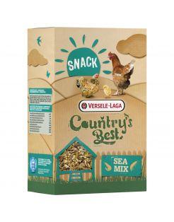 Versele-Laga Country`s Best Snack Sea Mix - Kippenvoer - 1 kg