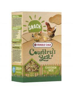 Versele-Laga Country`s Best Snack Garden Mix - Kippenvoer - 1 kg