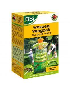 Bsi Wespen Vangzak Met Lokmiddel - Insectenbestrijding - per stuk