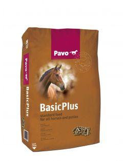 Pavo Basic Plus - Paardenvoer - 20 kg