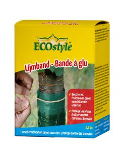 Ecostyle Lijmband - Gewasbescherming - 2.5 m