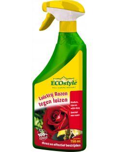 Ecostyle Luisvrij Rozen Gebruiksklaar - Gewasbescherming - 750 ml