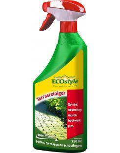 Ecostyle Terrasreiniger Gebruiksklaar - Algen- Mosbestrijding - 750 ml