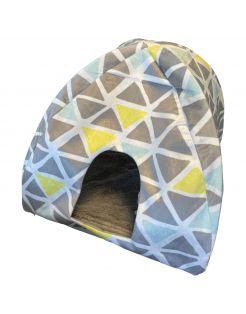 Adori Iglo Kimmy - Slaapplaats - 37x35x37 cm 220 g Multi-Color