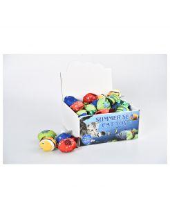 Adori Cat Toy Set With Catnip - Kattenspeelgoed - 9x7.8 cm Assorti