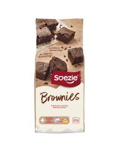 Soezie Mix Brownies - Bakproducten - 400 g