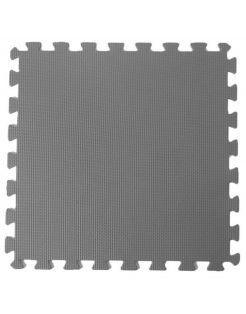 Aqua-Fun Zwembad Ondertegels - Grondzeilen - 50x50x0.8 cm Grijs