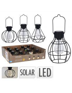Homestyle Solar Hanglamp - Tuinverlichting - 3 Assorti
