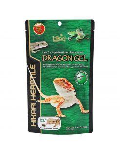 Hikari Herptile Dragon Gel - Voer - 60 g