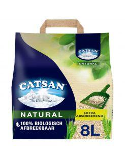 Catsan Natural - Kattenbakvulling - 8 l
