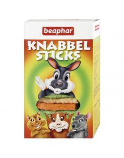 Beaphar Knabbelsticks - Knaagdiersnack - 150 g