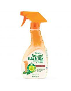 Tropiclean Flea & Tick Spray - Anti tekenmiddel - 473 ml
