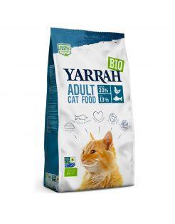 Yarrah Brokjes Bio Kat - Kattenvoer - Haring 6 kg