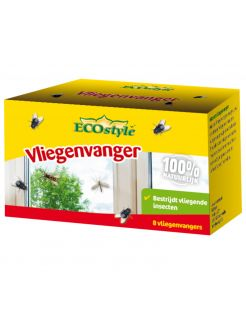 Ecostyle Vliegenvanger - Insectenbestrijding -