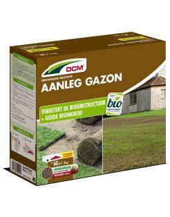 Dcm Meststof Aanleg Gazon - Gazonmeststoffen - 3 kg