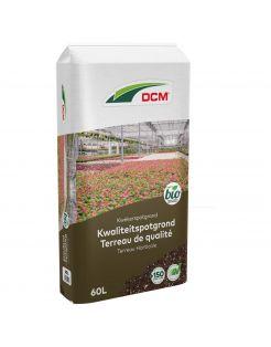 Dcm Kwekerspotgrond Professioneel - Potgrond Turf - 60 l Bio