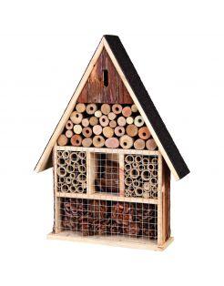 Trixie Natural Living Insectenhotel - Nestkast - 35x9x50 cm Bruin