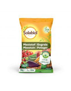 Solabiol Meststof  Moestuin - Moestuinmeststoffen - 5 kg