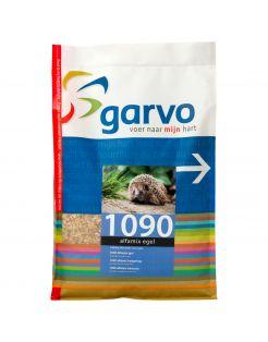 Garvo Alfamix Egel - Voer - 14x36x70 cm 1.5 kg