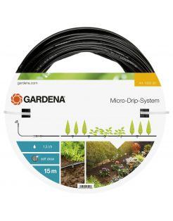 Gardena Bovengrondse Druppelbuis 4.6 Mm (3/16 Inch) - Bewateringstoebehoor - 15 m