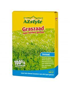 Azstyle Graszaad Inzaai - Graszaden - 2 kg